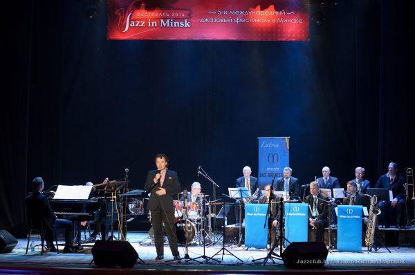 Евгений Владимиров открывает 5-й Международный джаз фестиваль в Минске JazzinMinsk-2016