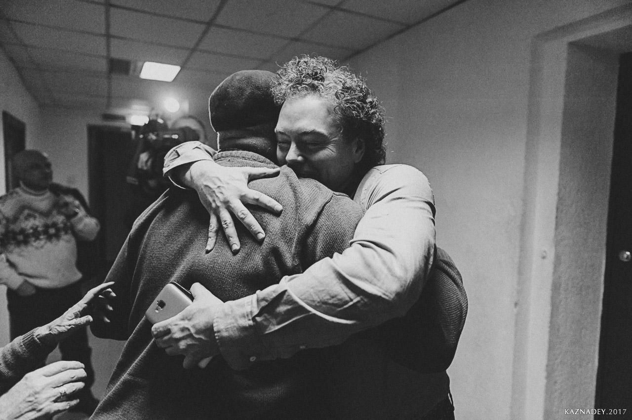 Евгений Владимиров и звезда Джаза в Минске Bill Saxton дали концерт в Джаз-Клубе JazzinMinsk 2/03/2017