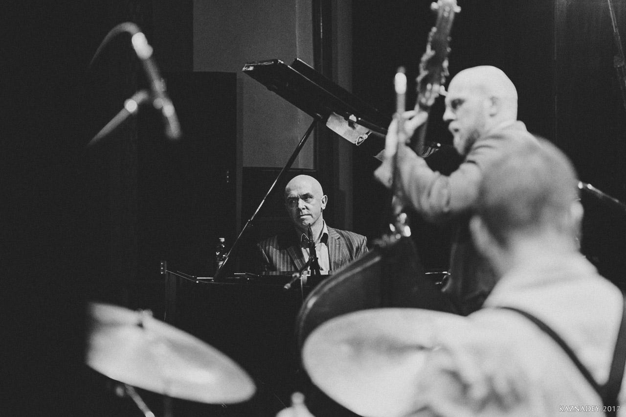 Алексей Черемизов на концерте ДЖАЗ в МИНСКЕ 02/03/2017, организатор Джаз-Клуб Евгения Вдадимирова JazzinMinsk