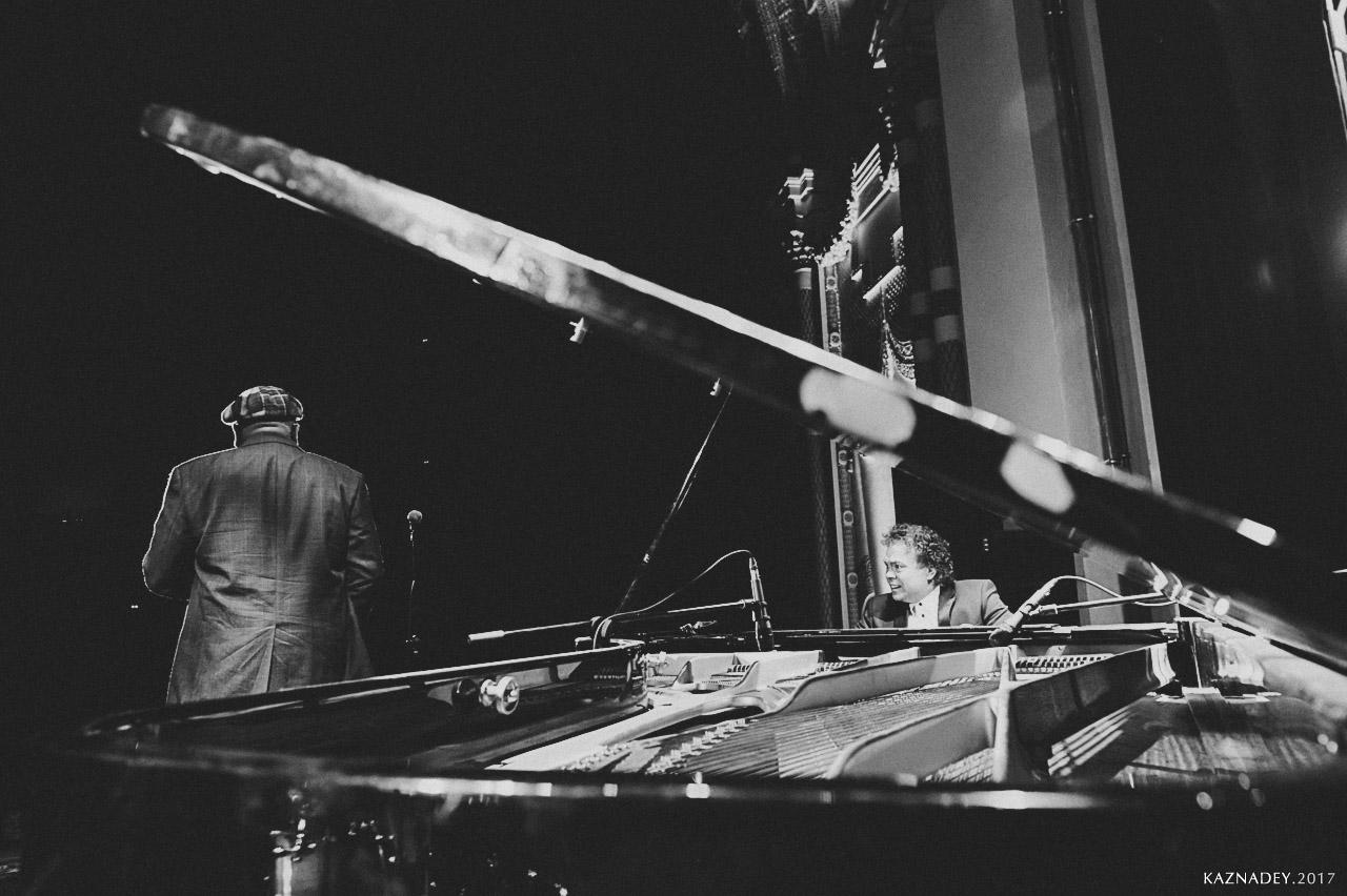 Евгений Владимиров джазовый пианист в Минске