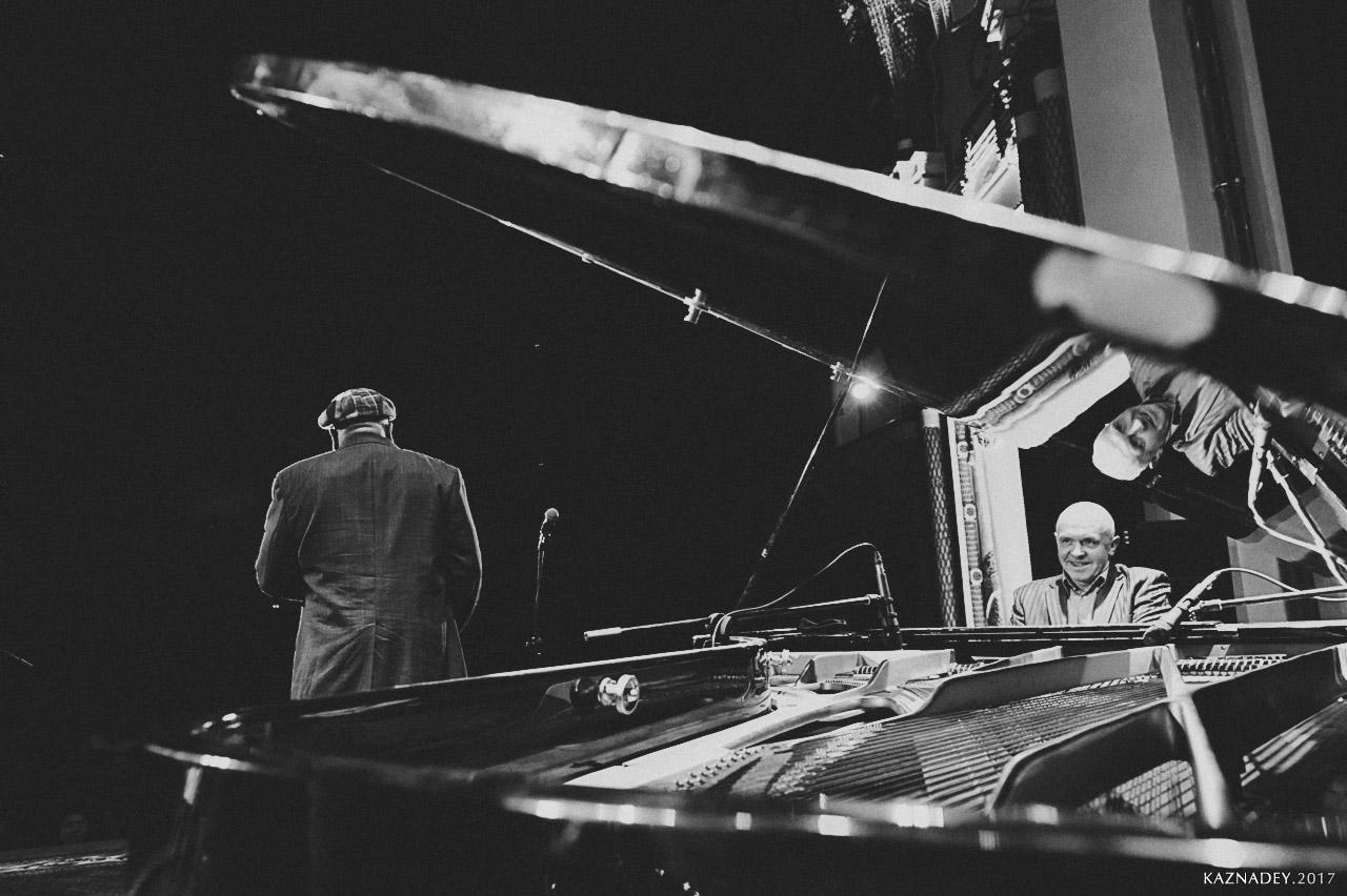 Алексей Черемизов, Джаз в Минске Jazz in Minsk, организатор Евгений Владимров Джаз-клуб www,jazzclyb.by