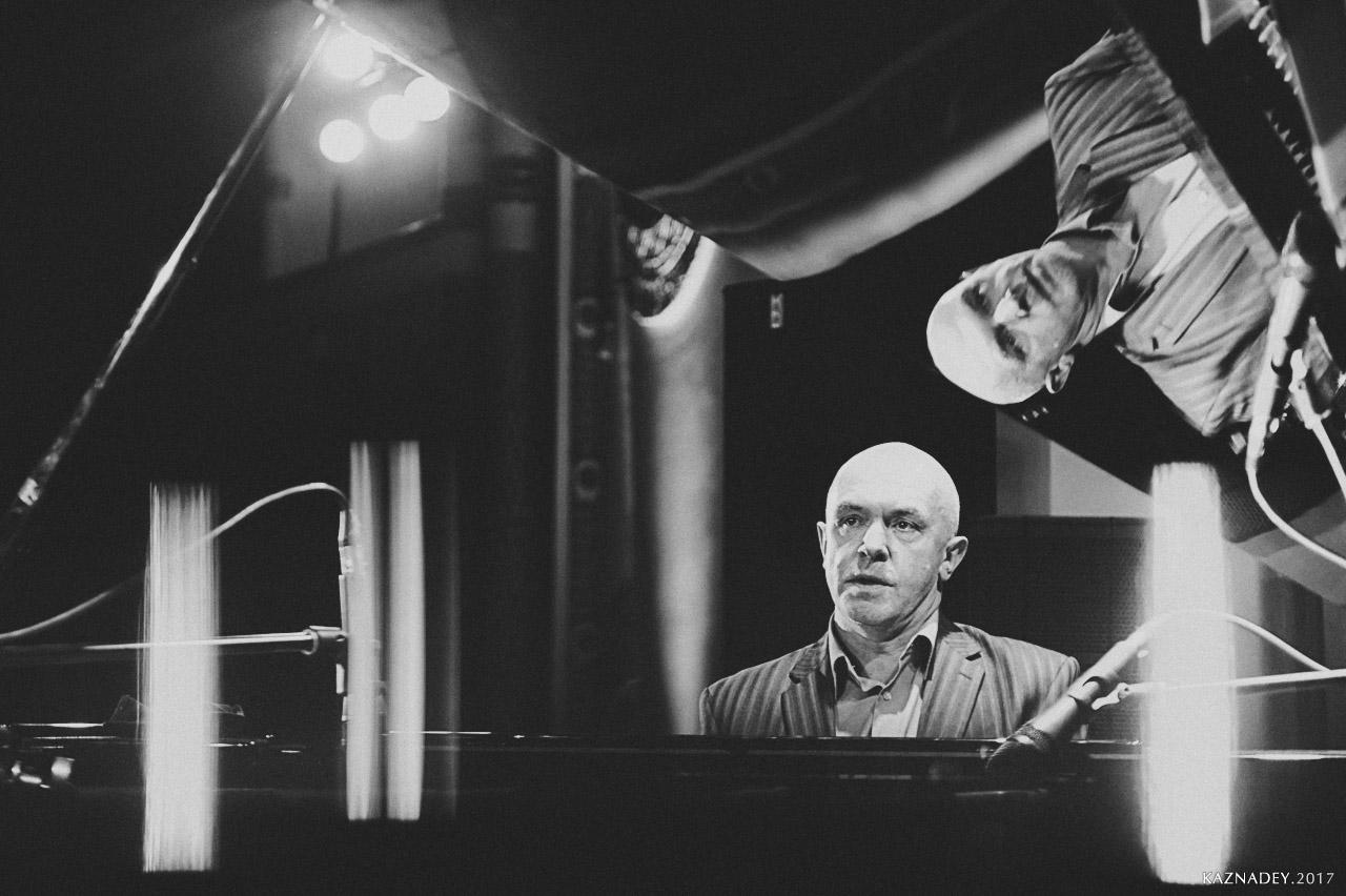Алексей Черемизов-джазовый пианист