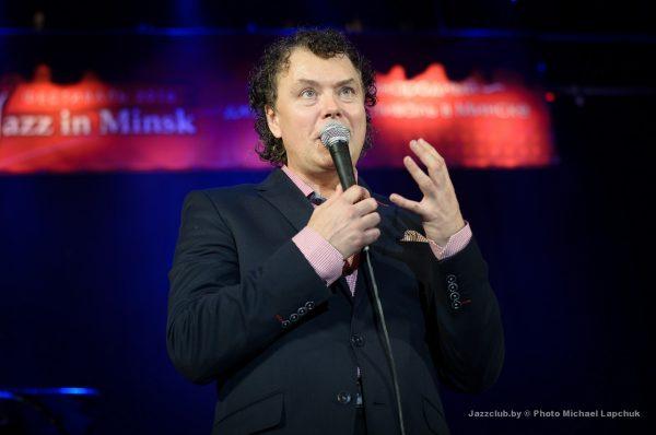 Евгений Владимиров ДЖАЗ в Минске JazzinMinsk-2016