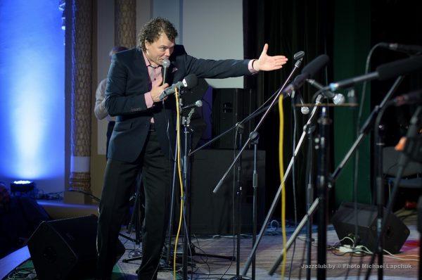 Организатор джаз-фестиваля в Минске JazzinMinsk Евгений Владимиров