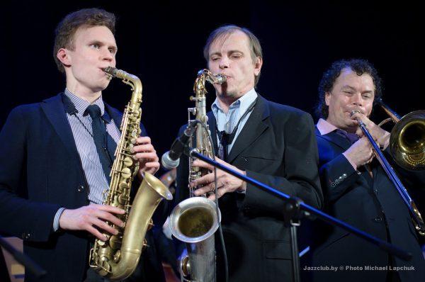 Евгений Владимиров на Джаз фестивале в Минске JazzinMinsk-2016