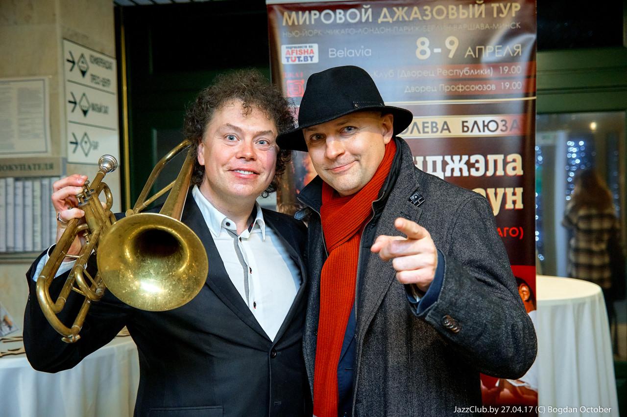 Евгений Владимиров Джаз в Минске встречает Блюз