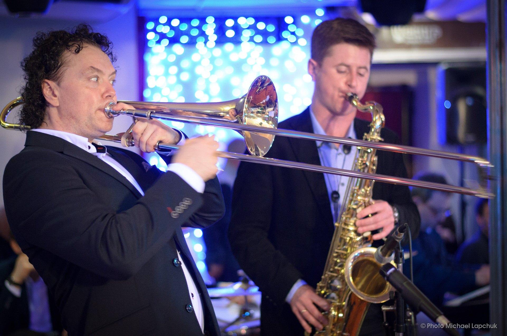 Евгений Владимиров - концерт Джаз в Минске JazzinMinsk в Джаз-Клубе