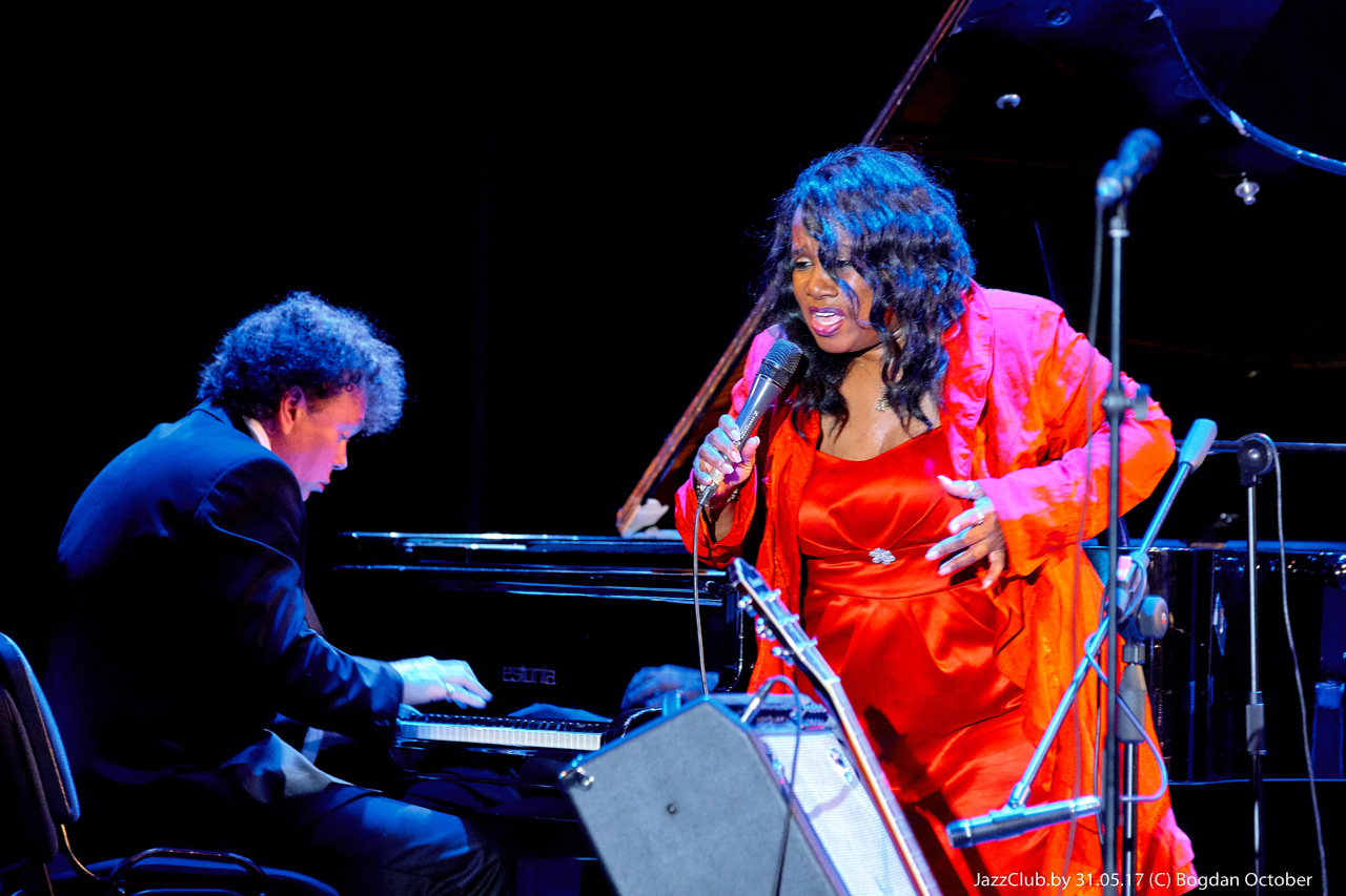 ДЖАЗ в МИНСКЕ: Евгений Владимиров и Denise King в Джаз-Клубе Jazz in Minsk 30/05/2017