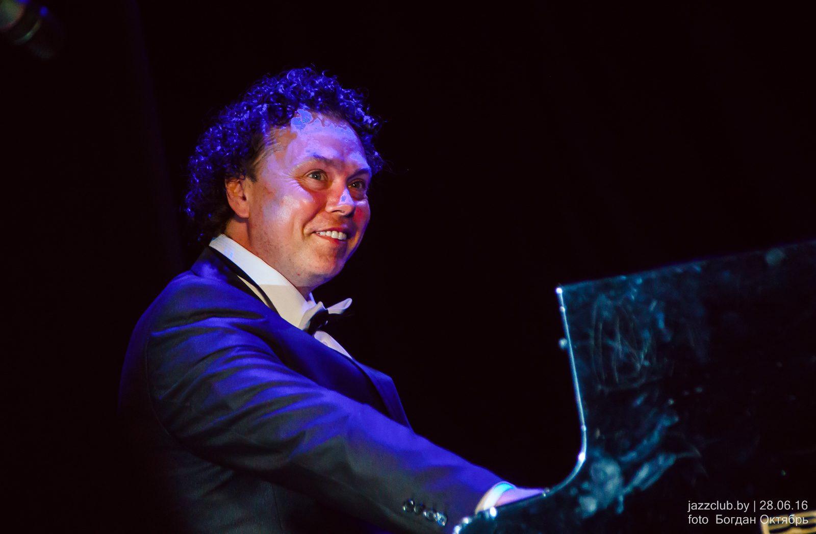 Евгений Владимиров (EVGENY VLADIMIROV) ДЖАЗ в МИНСКЕ, фестиваль JazzinMinsk
